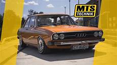 Audi 100 C1 - unique low audi 100 c1