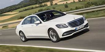 2018 Mercedes Benz S Class Six Cylinder And V12 Models