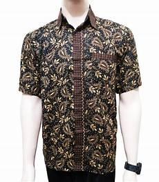 style baju terbaru baju batik cowok elegan kemeja batik lelaki eksklusif ld255ctc m toko jual beli kemeja batik modern baju batik hem batik