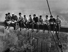 lunch atop a skyscraper by danielsam55 by danielsam55 on