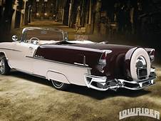 1955 Chevrolet Bel Air  Lowrider Magazine
