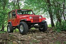 Zone Offroad Products J27 2 Quot Lift Kit For 87 95 Jeep