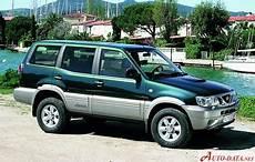 nissan terrano 3 nissan terrano ii r20 2 7 i tdi 3 dr 125 hp