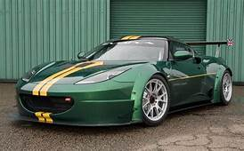 Lotus Racing Launch New Evora GTC  TheGentlemanRacercom