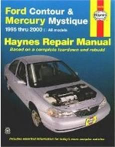 auto repair manual free download 2001 mercury grand marquis interior lighting cougardb owner s manuals