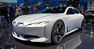 Frankfurt 2017 BMW I Vision Dynamics Concept – 600 Km EV