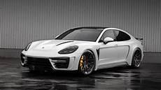 Porsche Panamera Muscles Up With Carbon Fiber Diet