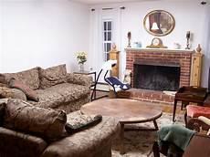 shabby chic living room hgtv