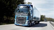 volvo fh 2020 volvo trucks journalists test drive the new volvo fh