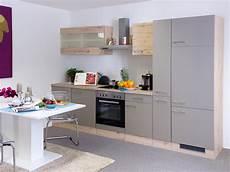 Küchenblock Mit Elektrogeräten - k 252 chenzeile riva k 252 chenblock mit elektroger 228 ten 300 cm
