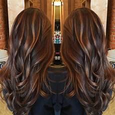 milk chocolate brown hair color caramel balayage highlights on a rich chocolate brown base balayage balayage straight hair