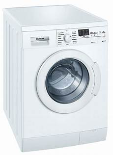 Siemens Iq300 Wm14e425 Waschmaschine Test Schnell Und
