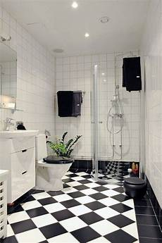 Bathroom Ideas Black And White Floor by 25 Best Black White Tile Images On Bathroom