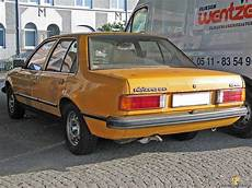 1986 opel rekord photos informations articles
