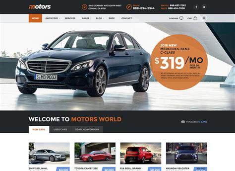 motors v2 3 5 automotive car vehicle dealerships classifieds wordpress theme