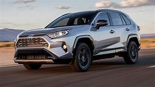 2019 Toyota RAV4 Hybrid First Test More Power Less Gas