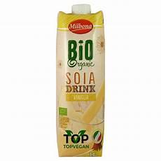 latte di soia eurospin latte di soia alla vaniglia di milbona