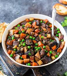 crock pot beef stew recipe well plated by erin
