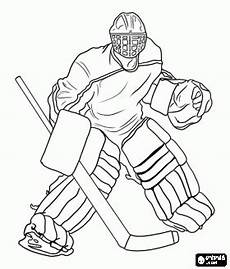 ice hockey goaltender coloring page hockey ain t just a game it s a way of life i like ice hockey goaltender coloring page sports coloring pages hockey goalie hockey party