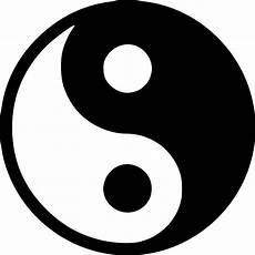 Malvorlagen Yin Yang Romantis Yin Yang Svg Png Icon Free 568663