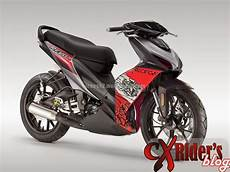 Modifikasi Revo Fi by New Revo Fi Modifikasi Thecitycyclist