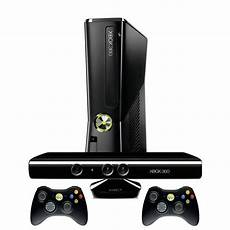 microsoft xbox 360 e 250gb console microsoft xbox 360 slim 250gb console w xbox kinect