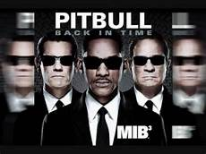 in black 3 pitbull back in time in black 3 soundtrack official