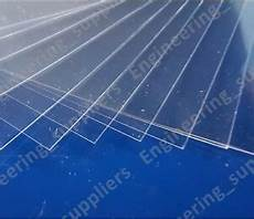 transparent crystal clear 0 15mm 150 micron thk pvc plastic sheet a6 a5 a4 ebay