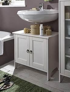 Waschtisch Weiß Holz - waschtisch unterschrank 65x56x38cm country kiefer massiv