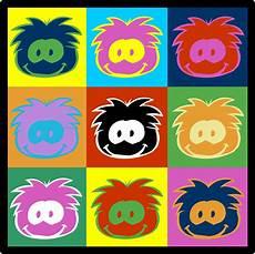 Pop Art Club Pop Painting Club Penguin Wiki Fandom Powered By Wikia