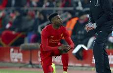 injured daniel sturridge may have played last game for liverpool the new express