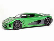 Green Koenigsegg CCXR Edition  Super Cars