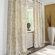 gardinen beige vorhang boulevard 1 st 252 ck vorh 228 nge kaufen