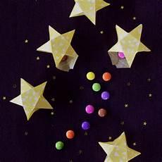 Origami Sterne 3d Falten Faltanleitung Lichterkette
