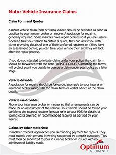 part 7 claims procedure guide motor vehicle insurance