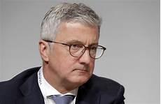 Rupert Stadler Audi - arrested audi ceo rupert stadler leaves company