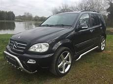 mercedes ml 270 cdi inspiration auto quot amg quot look a