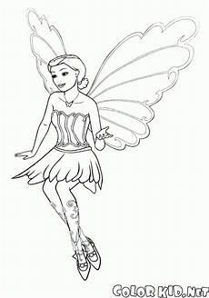 Ausmalbilder Schmetterling Fee Ausmalbilder Schmetterling Fee