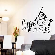 Wandtattoo Coffee Lounge Kaffee Motiv Mit Kaffetasse Und
