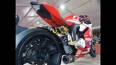 Yamaha Xabre Modif Ducati by Yamaha Scorpio Modif Moge Ducati Panigale Custom