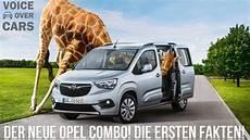 2018 Opel Combo Die Ersten Informationen Und Fakten Auto