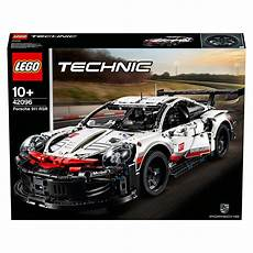 42096 Lego Technic Porsche 911 Rsr 1580 Pieces Age 10 New