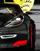 Porsche 921 Vision Is A Design Concept For Modern 928 GT