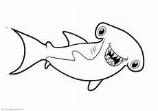 Malvorlagen Lol Xl Ausmalbild Haie