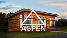 aspen tiny home tour by dickinson homes youtube