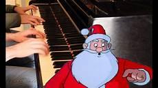 weihnachtsmann und co kg intro cover piano