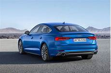 New Audi A5 S5 Sportback Revealed On Sale Mid 2017