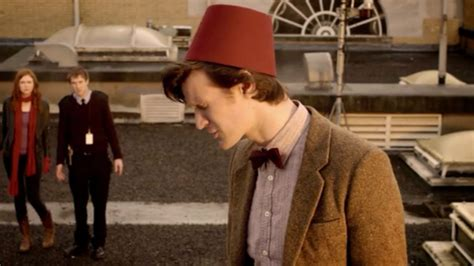 11th Doctor Fez