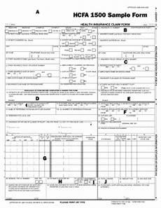 hcfa 1500 sle fill online printable fillable blank pdffiller