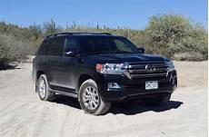 Road Test 2017 Toyota Land Cruiser Testdriven Tv